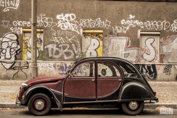 Berlin alternatywnie. Mniej znane strony miasta.