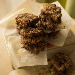 Ciasteczka owsiano jaglane bez cukru i mąki