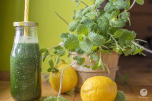 Zielone smoothie warzywne