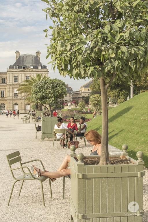 Ogrod Luksemburski w Paryzu