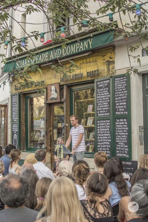 Shakespear & Company Paris