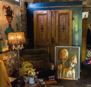 Stolarnia – prawdziwa perełka Łagowa