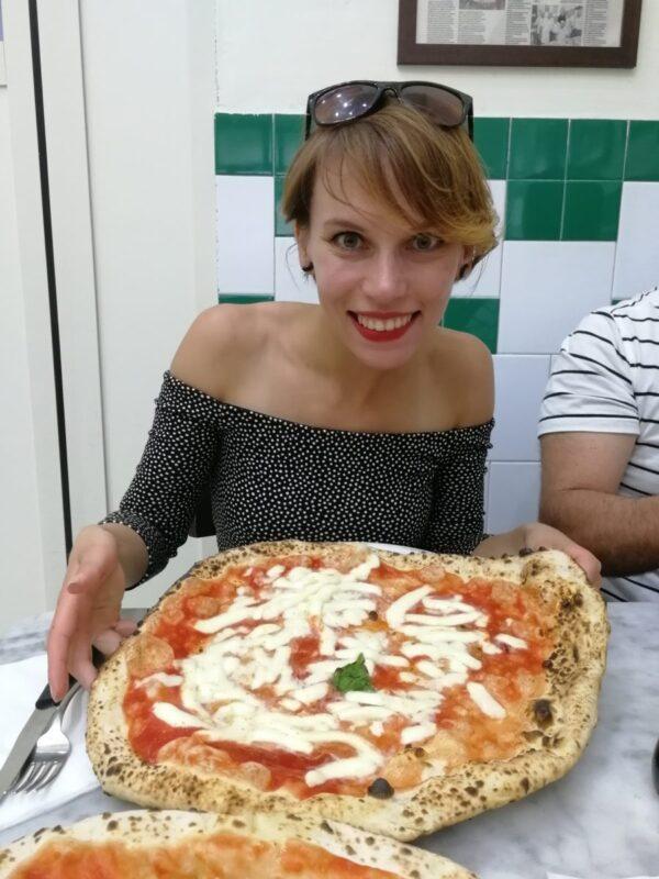 Foodie w Neapolu