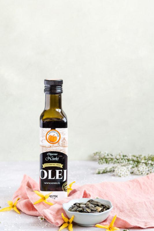 Olej z pestek dyni rangking najzdrowszych olejów świata zimnotłoczone oleje nierafinowane