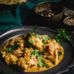 Indyjskie curry z kurczakiem i jogurtem - Murgh Kari