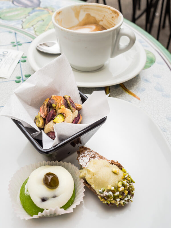 Posmakować Sycylię - czyli przewodnik kulinarny po Palermo desery włoskie słodycze