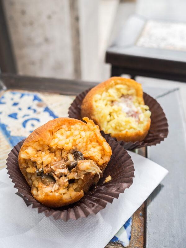 przewodnik kulinarny po palermo co zjeść na sycylii ugryźć gdzie zjeść we włoszech arancini