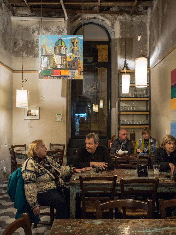 Posmakować Sycylię - czyli przewodnik kulinarny po Palermo Bisso Bistrot gdzie zjeść bar