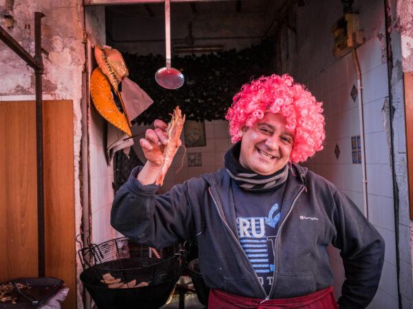 Gdzie zjeść w Palermo Sycylia ugryźć Sycylię przewodnik kulinarny włoski street food