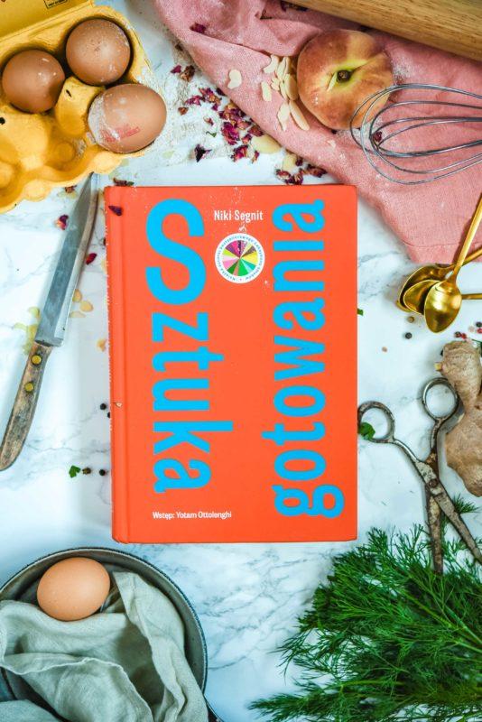 """""""Sztuka gotowania"""" - recenzja książki Niki Segnit"""