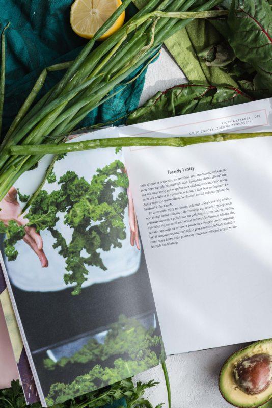 Jedzenie, mity i nauka - recenzja książki Fridy Duell