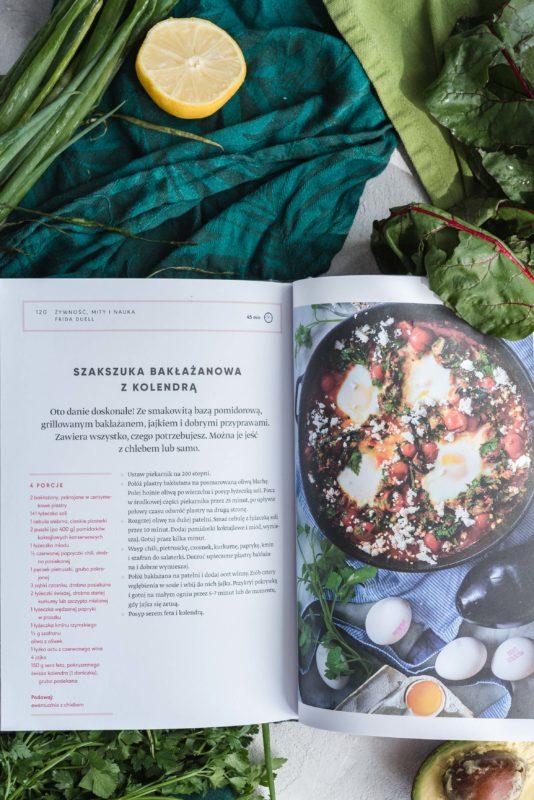 Jedzenie, mity, nauka - recenzja książki Fridy Duell