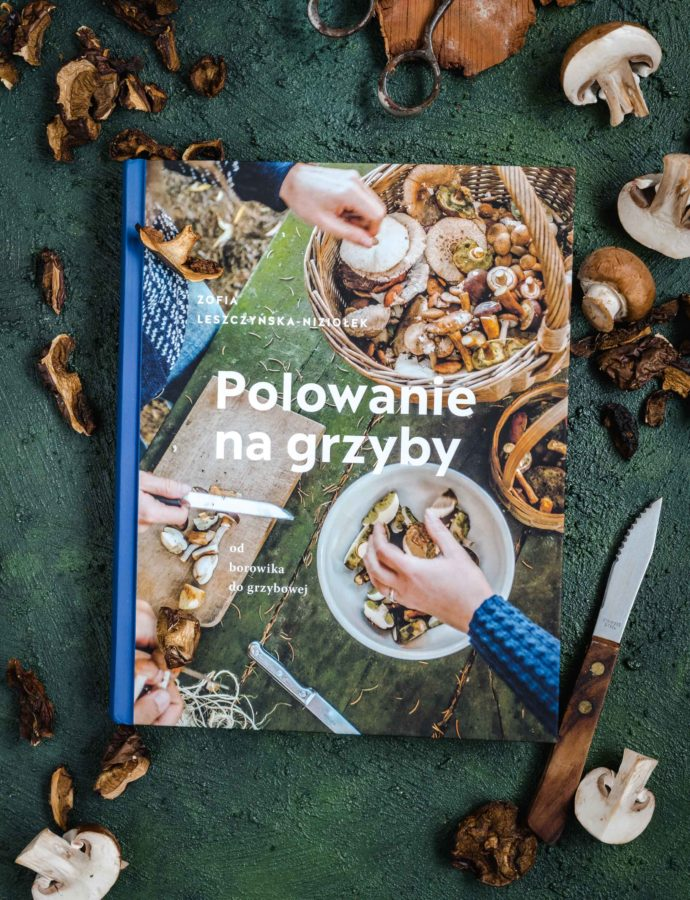 """""""Polowanie na grzyby"""" – recenzja książki Zofii Leszczyńskiej – Niziołek"""