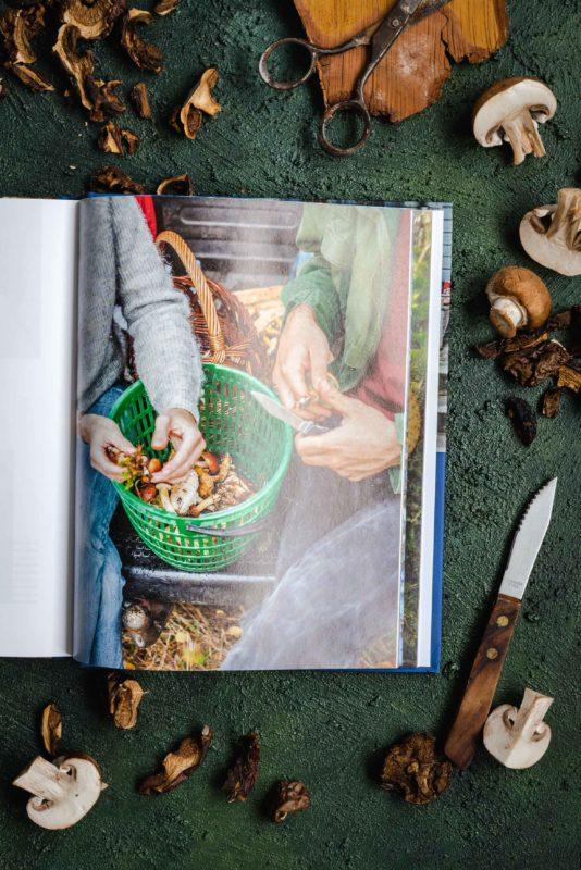 """""""Polowanie na grzyby"""" - recenzja książki"""