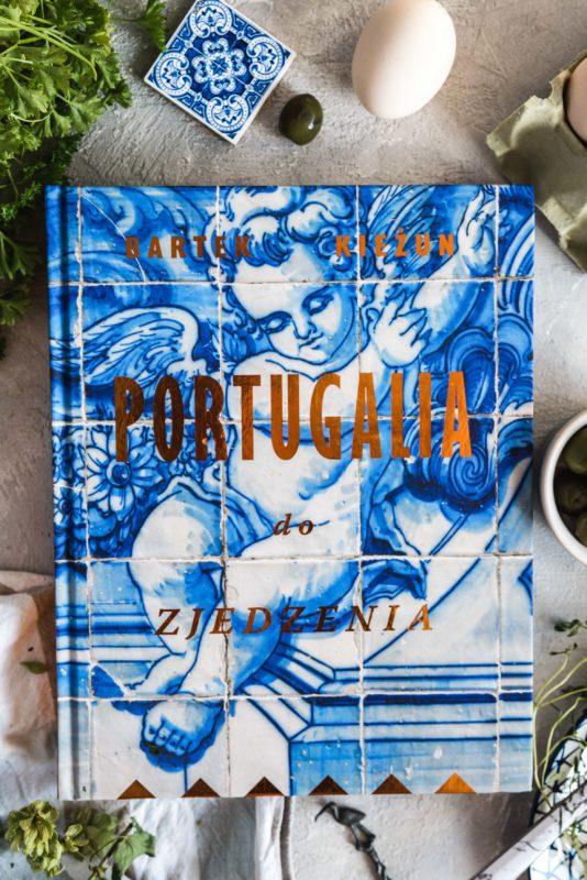Portugalia do zjedzenia - recenzja książki Bartka Kieżuna