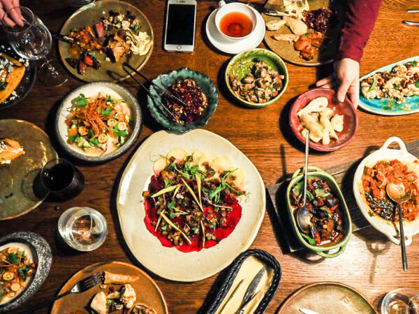 Stół na Szwedzkiej Świąteczne prezenty dla foodies