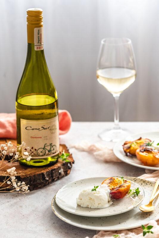 ekologicznie uprawianych winogron certyfikowanych przez BCS Öeko Garantie GmbH