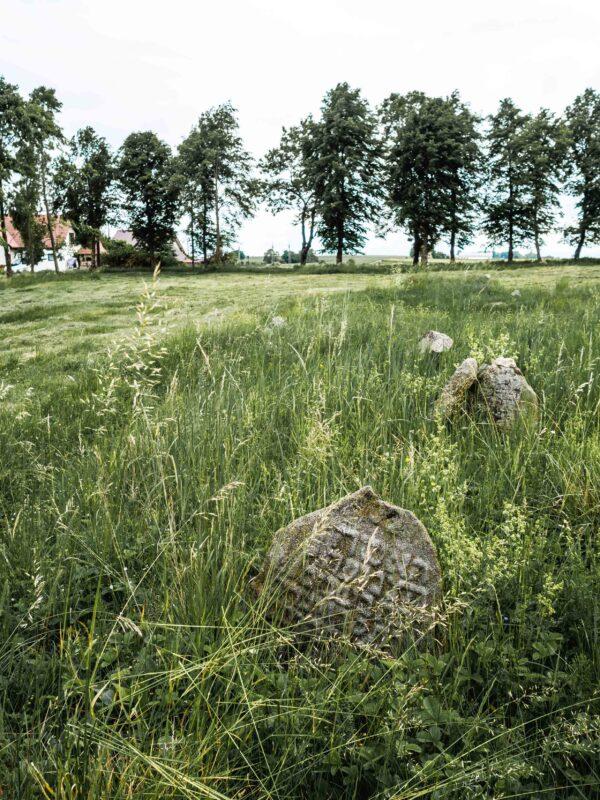 Stary cmentarz żydowski w Tykocinie