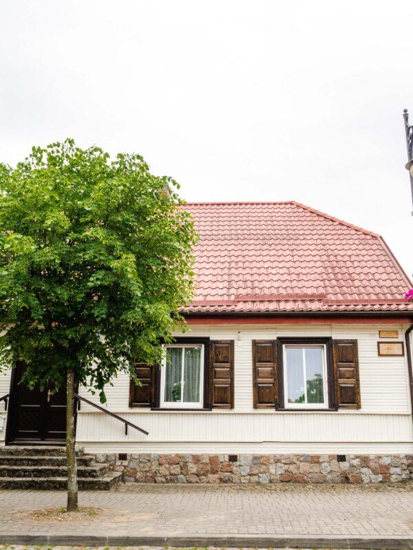 Domy Tkaczy w Supraślu