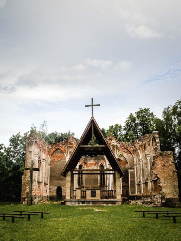 Ruiny Kościoła św. Antoniego w Jałówce