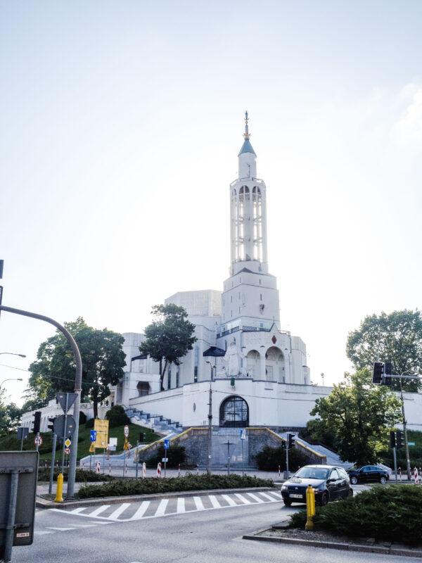 Co zobaczyć na Podlasiu Bazylika Mniejsza św. Rocha