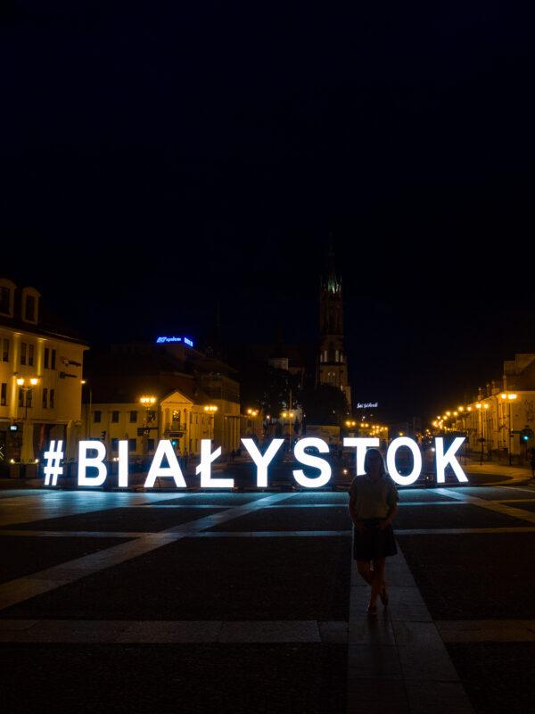 Co zobaczy ć na Podlasiu - Białystok