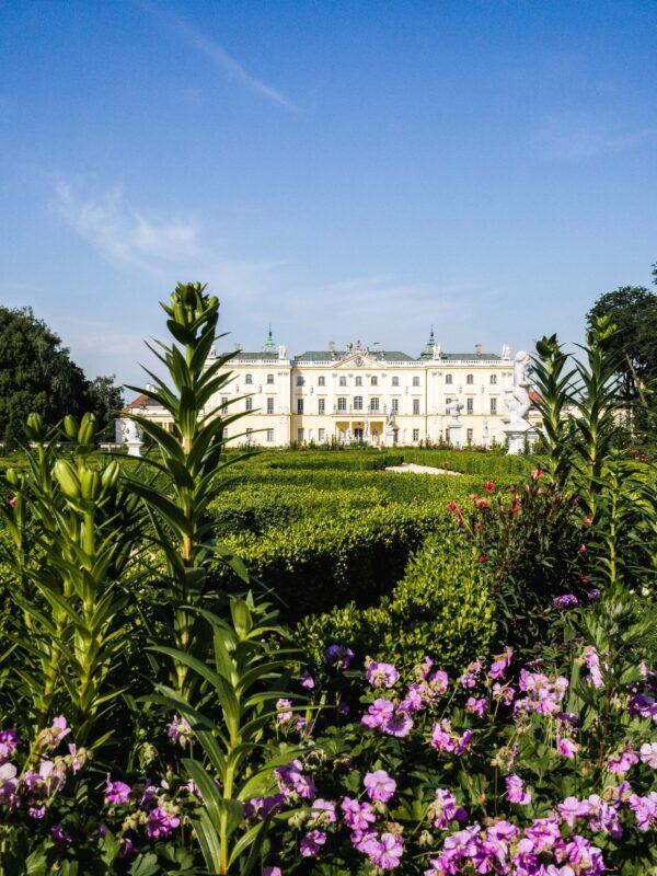 Co zobaczyć na Podlasiu Pałac Branckich w Białymstoku