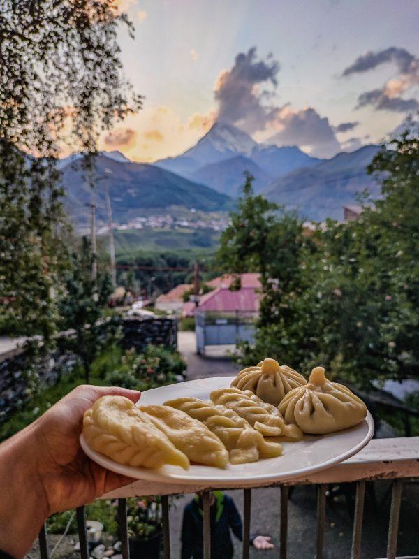 Chinkali w Gruzji co zjeść w Gruzji
