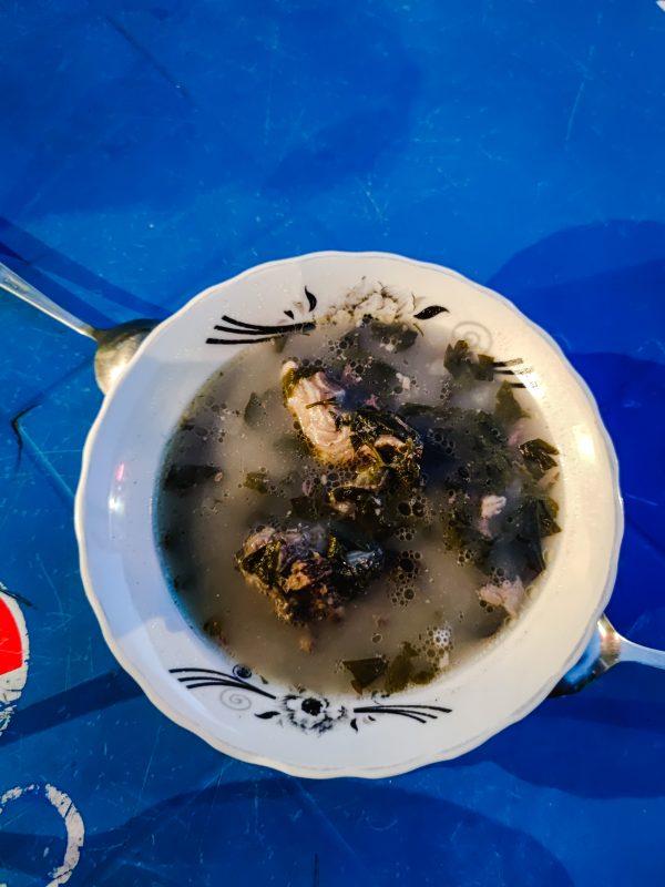 Chakapuli co zjeść w Gruzji