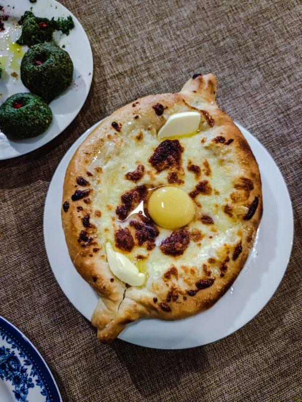 Chaczapuri w Bread and Wine